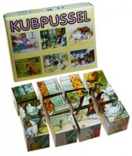 """Bausteinpuzzle """"Bekannte Märchenfiguren"""""""