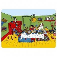 """Tischunterlage """"Pippi Langstrumpf"""""""