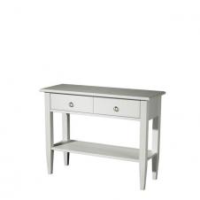 Hallbord Stockholm / Tisch mit zwei Schubladen