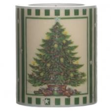 Lampion Weihnachtsbaum