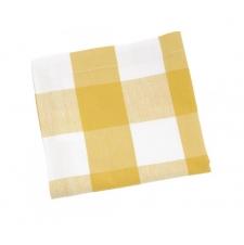 Tischdecke Frasse gelb