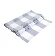 Tischläufer Frasse hellblau