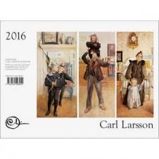 Der Kleine Carl Larsson-Kalender 2016