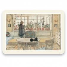 """Tischset """"Blumenfenster"""" (4 Stück)"""