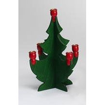 Weihnachtsbaumleuchter 21 cm
