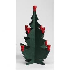 Weihnachtsbaumleuchter 33 cm