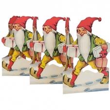 Weihnachtliches Leporello