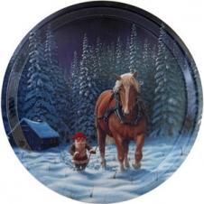 Weihnachtstablett