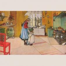 """Poster """"Die Küche"""""""