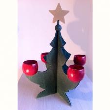 Weihnachtsbaum Kerzenhalter
