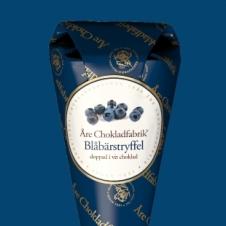 Blaubeer-Schokoladentrüffel