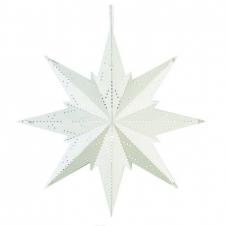 Leuchtstern weiß